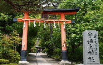知る人ぞ知る京都。落ち着いて参拝できる世界遺産、宇治上神社へ