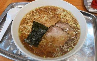 【本川越】ラーメン官僚が2玉分をたいらげた中華麺【川越大勝軒】