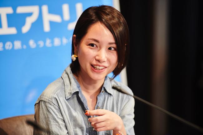 寺田有紀さん