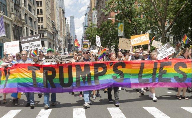 米大統領の資格なし。トランプ「トランスジェンダー認めぬ」の愚