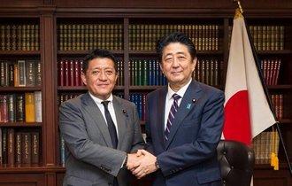 片山、桜田に続く地雷。平井大臣「黒い交際」とTVメディアの忖度