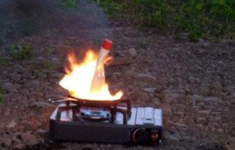 科学者が実証。「天ぷら火災はマヨネーズで消火」は本当なのか?
