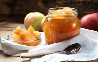 冬場に増える季節性ウツに効果あり。甘い「りんごのコンポート」