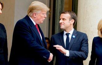 アメリカを「仮想敵国」に。仏マクロン大統領「悪魔」発言の裏側