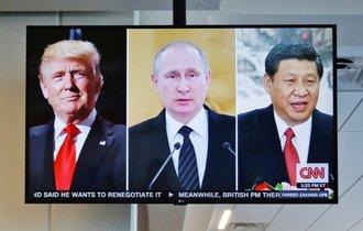 ウクライナを見捨てるアメリカが、中国にすり寄る日本を見限る日