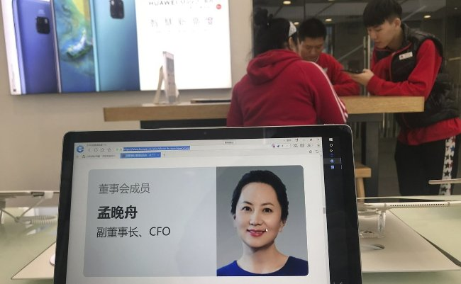 中国激怒。ファーウェイ孟晩舟CFOがいま逮捕された本当の意味