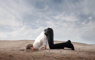 小さな失敗をうやむやにすると、いずれ致命的な失敗に拡大する