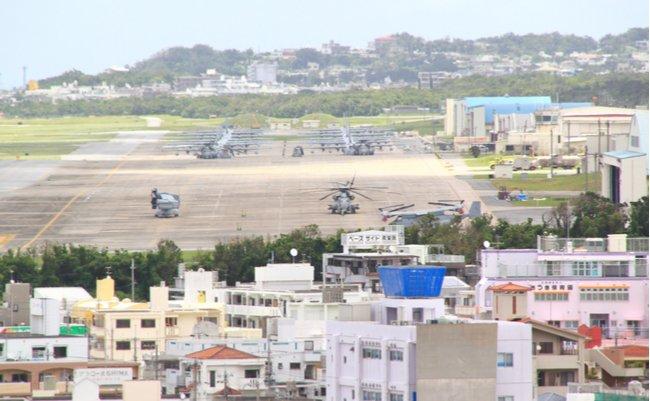 沖縄の米軍機に民家上空を飛行させないため、日本がすべきこと