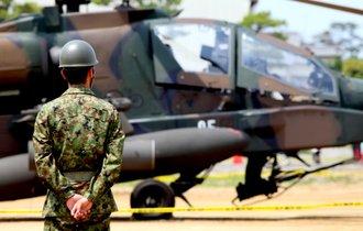 研究開発費が米国の260分の1以下では、日本の防衛産業は育たない
