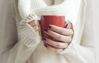 のどの風邪にはカラダの保温と保湿。3つの飲み物が免疫力を高める?