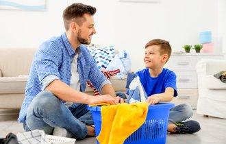 「できるパパ」がする家事は「週に1回」じゃなくて「毎日1回」