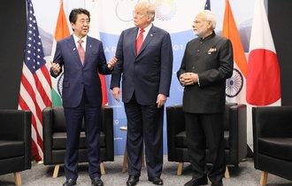 安倍首相最大の外交成果「インド太平洋構想」の甚だしい時代錯誤