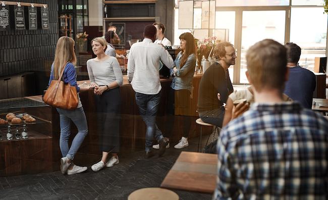私達が定期的に通える店は25カ所しかない─ロンドン大学研究