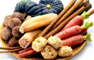 カゼ予防や春先のアレルギー対策で食べておきたい「根菜類」は?
