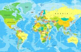 日本はなぜ「極東」なのか?「スタンダード世界地図」のススメ