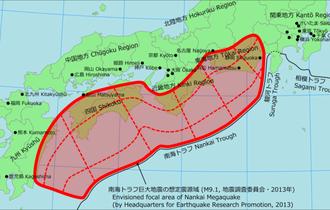 日向灘で地震続くタイミングに、南海トラフ地震ガイドライン公表