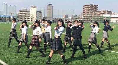 同志社香里高等学校ダンス部の皆さま㈪