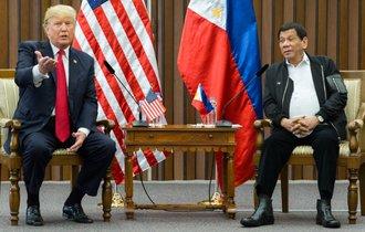 中国、八方塞がり。日本と同盟の米国がフィリピンも守ると明言