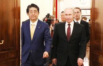 中国を喜ばせるな。北方領土問題解決は後回しにすべき理由