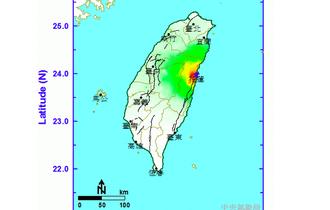 【台湾で震度5】M5.0の地震発生。沖縄近海から九州、関東でも相次ぐ