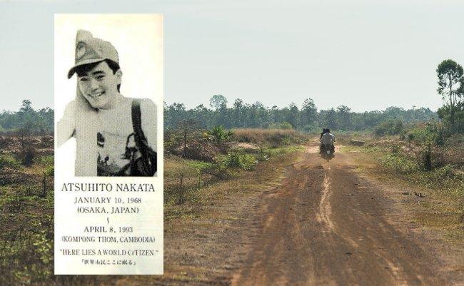 死してカンボジアに名を残す。亡き息子の遺志を継ぐ父の感動物語