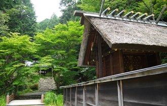 京の都で伊勢参り。通が往く古よりのパワースポット、日向大神宮