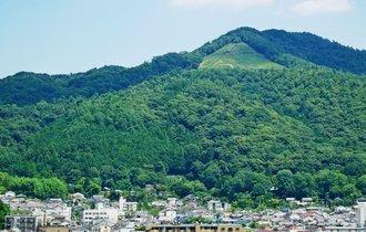 昼も夜も、京都を一望。普段は見上げる大文字山から古都を眺める
