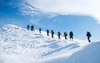 遭難した登山隊の奇跡の生還に学ぶ、人生に輝きを取り戻す方法