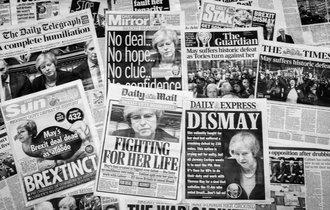 地に墜ちた大英帝国の輝かしい過去。EU離脱問題の見えぬ「正答」