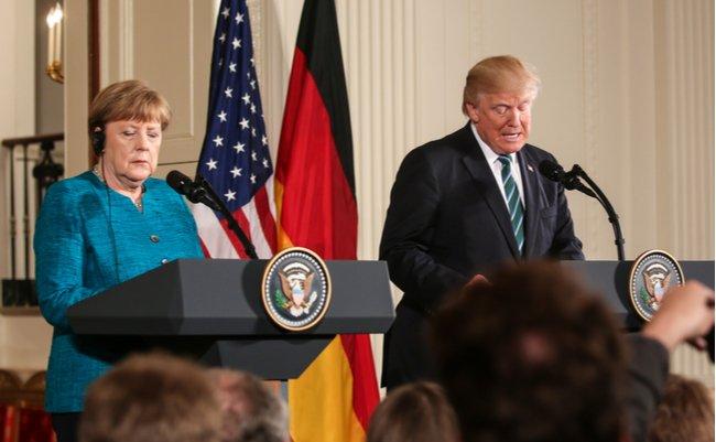 怒りのドイツ帝国。メルケル「米国は同盟国ではない」の深刻度