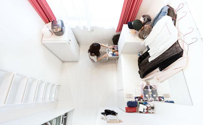 なぜ人気の狭小アパートは「間取り」にここまでこだわるのか?