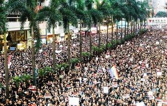 香港200万人デモが証明した、中国「一国二制度」のまやかし