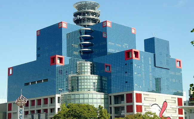 Headquarter_of_Kansai_Telecasting_Corporation