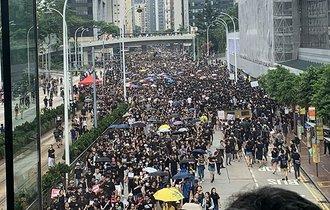 【現地取材】自殺者も。香港200万人デモが叩きつけた中国へのNO