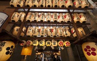 鎮座するのは京の都の台所。新京極に佇む錦天満宮に道真公を参る