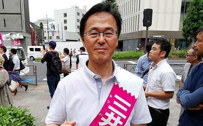 元セブンオーナーの三井氏