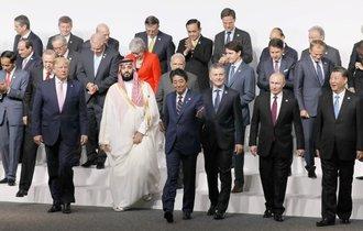 名ばかりの「美しい調和」。米とEUの板挟みで苦悩の安倍首相