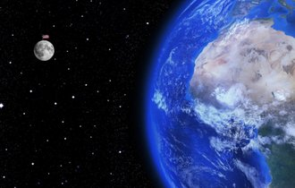 人類月面着陸50周年。ところで地球と月は兄弟か、親子か、他人か