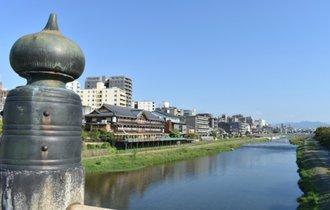京都の謎。五条通が松原通り、六条坊門小路が五条通りになった訳
