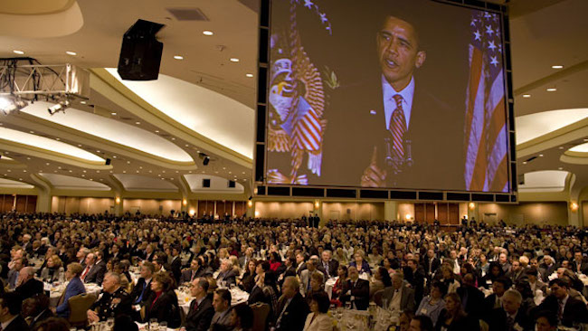 President Obama: Remarks at National Prayer Breakfast. Washington Hilton Hotel, Washington, D.C.