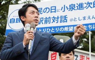 進次郎氏と滝クリに「官邸結婚発表」を許した自民党実力者の実名