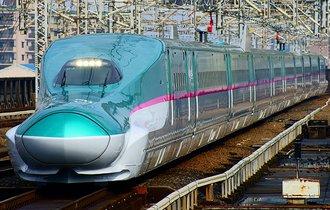 東北新幹線の走行中ドアが開く、運転士が緊急停止「これは怖い」