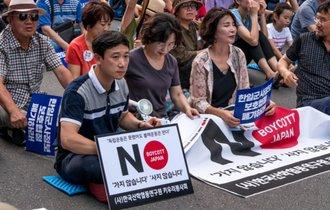 情けない韓国。経済の大失敗を誤魔化すために反日を煽る無策ぶり
