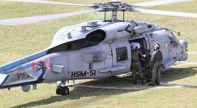 平成25年度静岡県総合防災訓練・ヘリ輸送訓練_教育訓練等_223