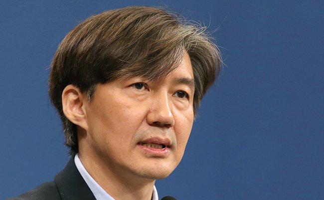 韓国が「玉ねぎ男」チョ・グク氏を法相任命。決定強行に怒りの声