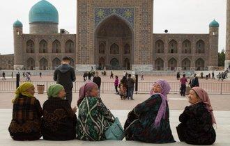 日本人観光客が前年比4~5倍に。中央アジアの「ある国」の真相