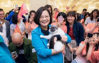 ラノベ風ゲームも?再選を目指す台湾・蔡英文総統のユニークな秘策