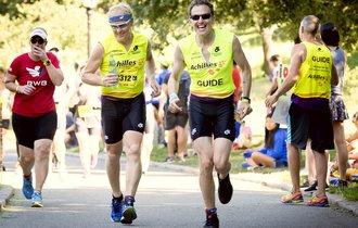 NYCマラソンが障がいを持つランナーに優しい訳と支援団体アキレス