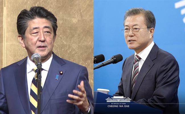 安倍首相「関係改善したい」日韓首脳会談、徴用工問題は平行線か