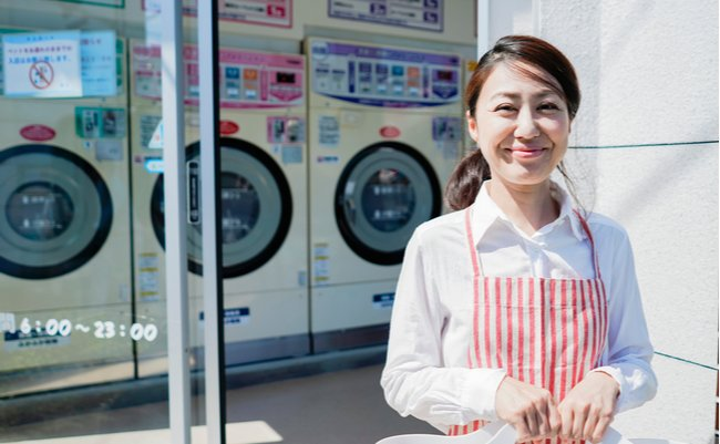 洗濯機を買わないという選択も。こんなに使えるコインランドリー